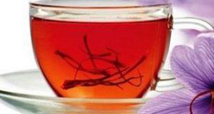 رنگ زعفران حلال