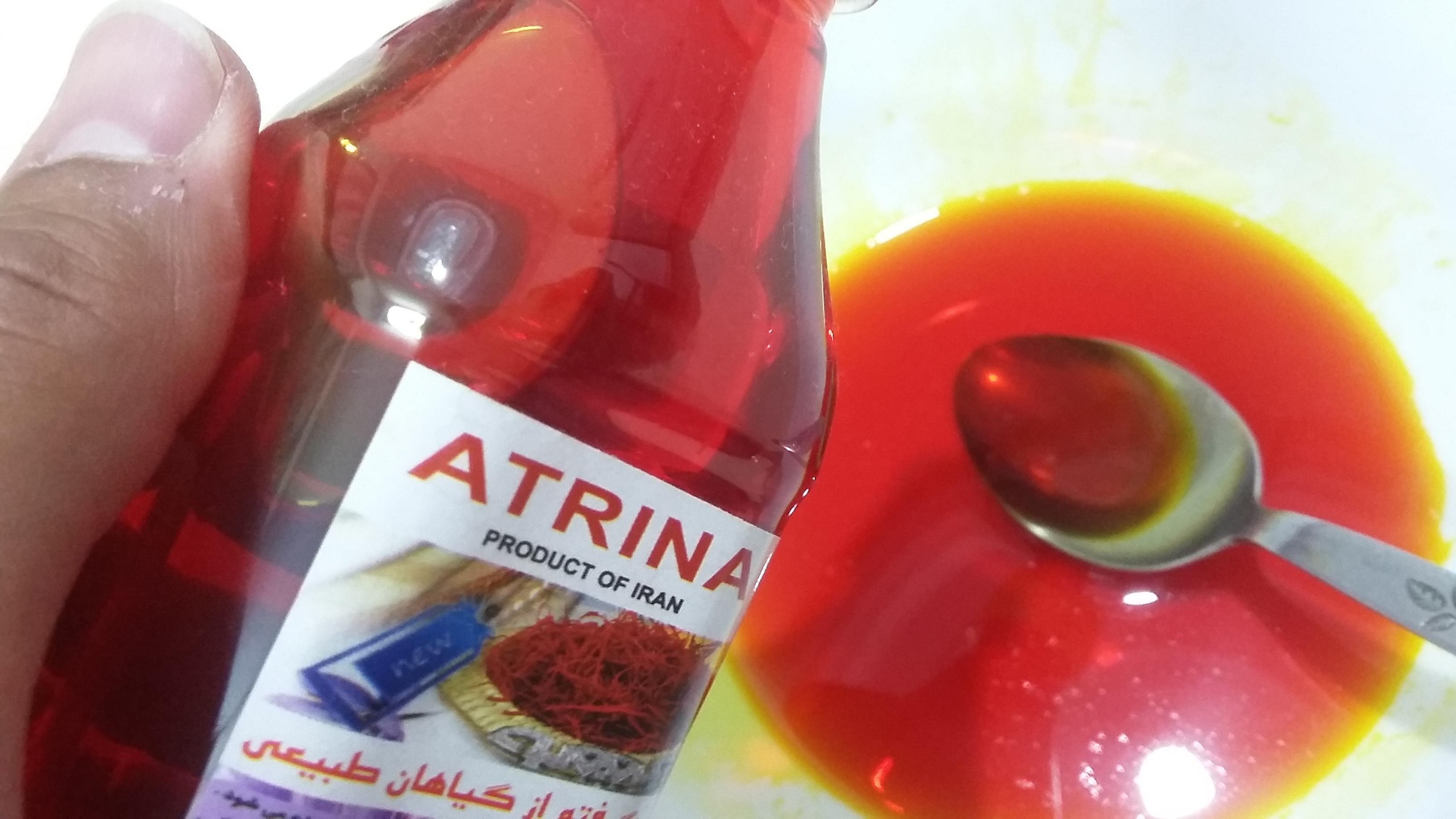 خرید عصاره زعفران آترینا
