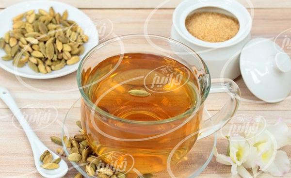 فروش بهترین چای هل زعفران معطر