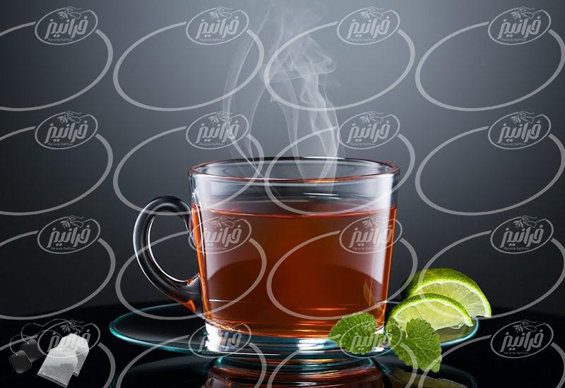 خرید اینترنتی چای زعفرانی با قیمت ویژه