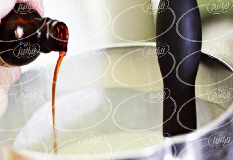 عرضه عصاره زعفران زردبند در کشورهای عربی