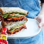 قیمت رنگ غذای زعفرانی با پک ویژه