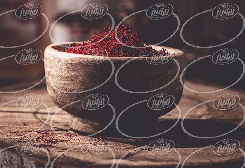 عمده فروشی زعفران بسته بندی شده درجه یک