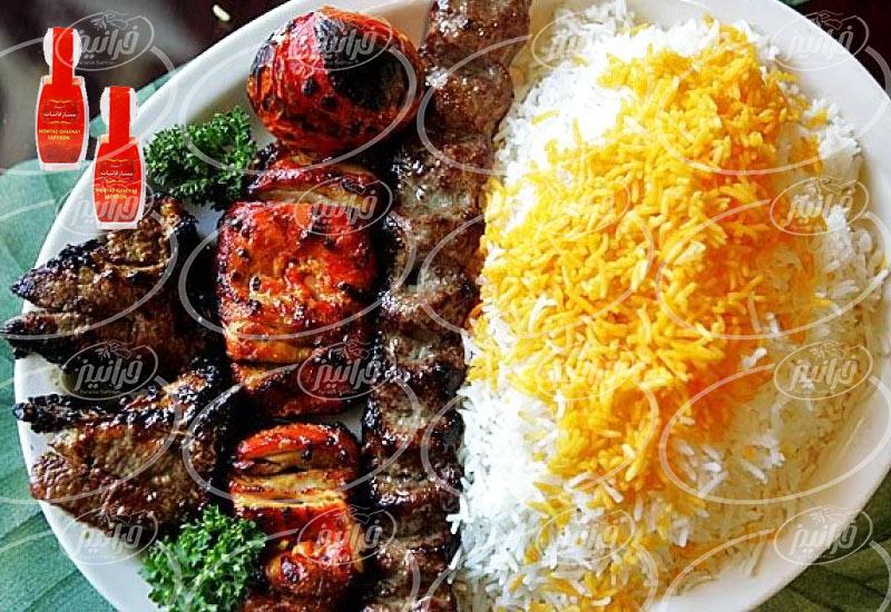 فروش مستقیم زعفران پودر شده قائنات اعلا
