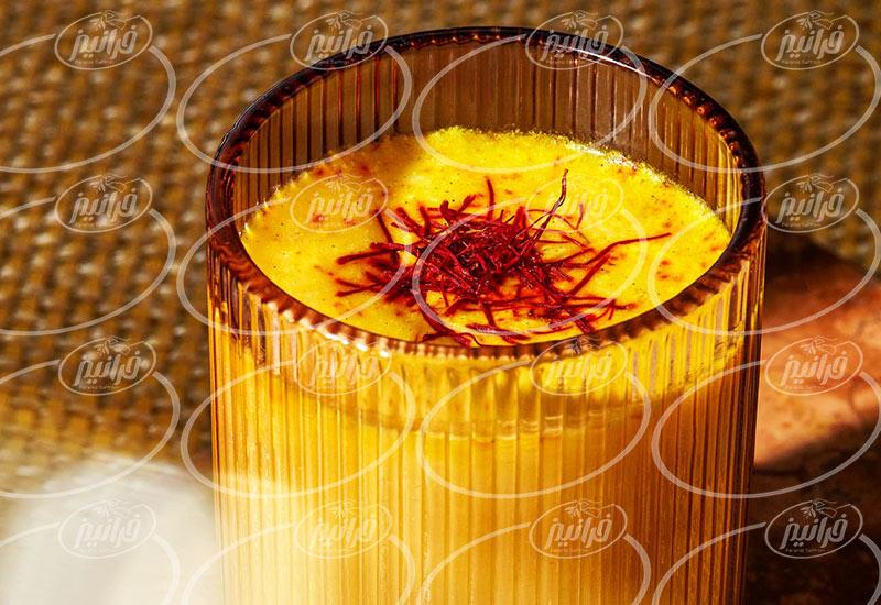 صادرات اسپری زعفران مرغوب به شرق آسیا