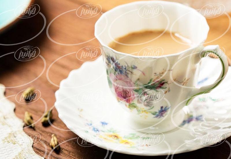 شرکت بزرگ چای زعفرانی مشهد