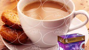 فروشگاه اینترنتی چای زعفرانی تکسو بسته بندی