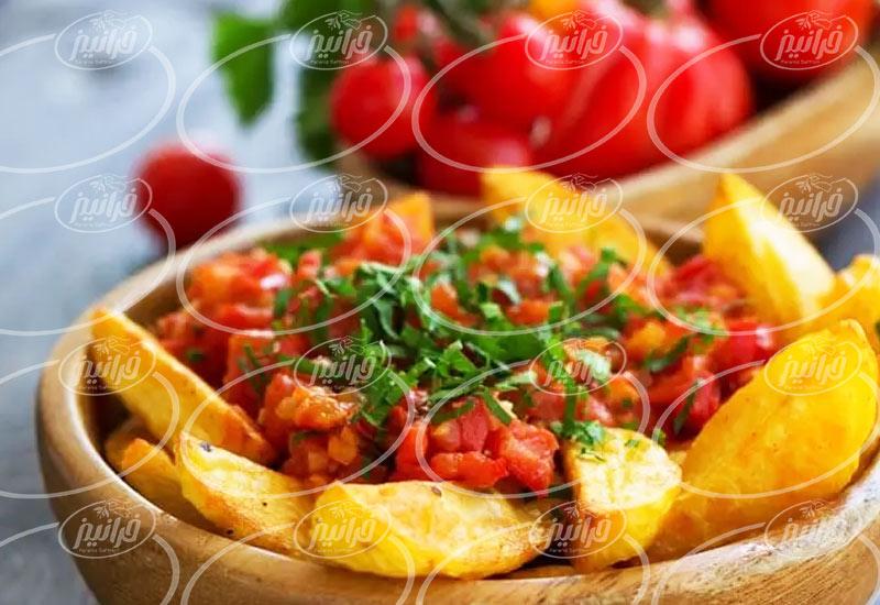 بازار داغ پودر زعفران زرین در کشور
