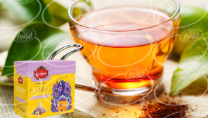 بازرگانی محصولات چای زعفرانی بهرامن