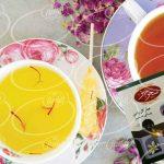 ارسال چای سبز زعفرانی سحرخیز مستقیم از کارخانه