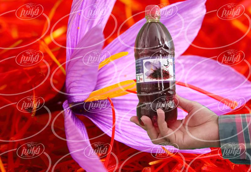 مرکز اصلی عصاره زعفران گل سرخ در مشهد