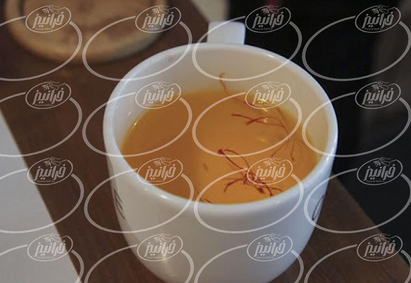 معامله چای نپتون زعفرانی با بسته بندی جدید