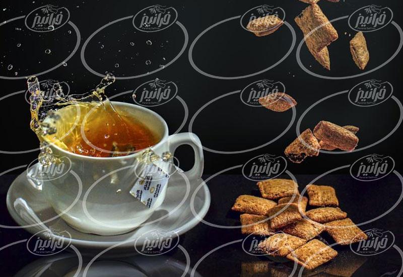 عرضه کنندگان حرفه ای چای جهان زعفران