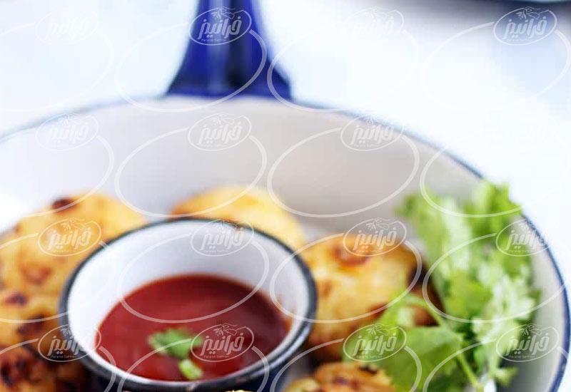 تولید پودر زعفران برای صادرات به ترکیه