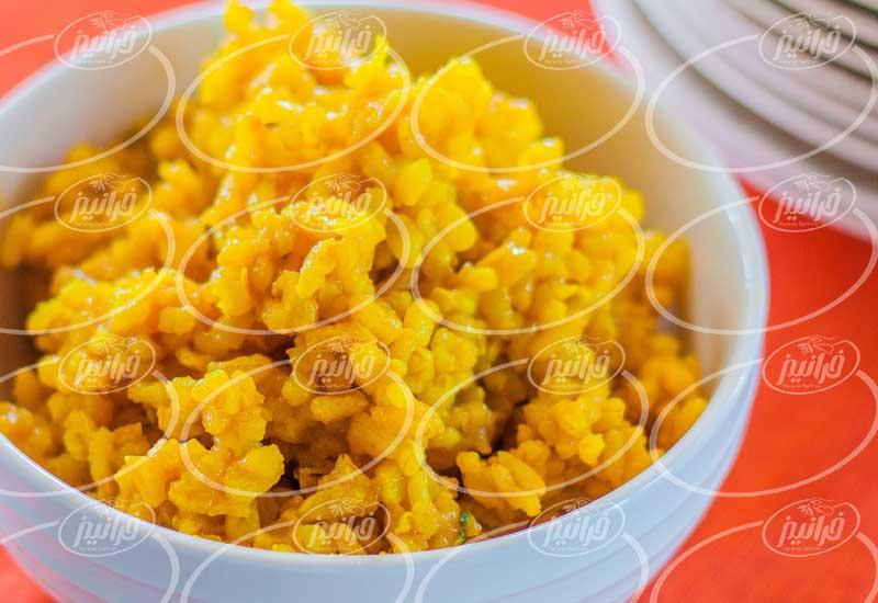 سایت خرید رنگ غذای زعفرانی