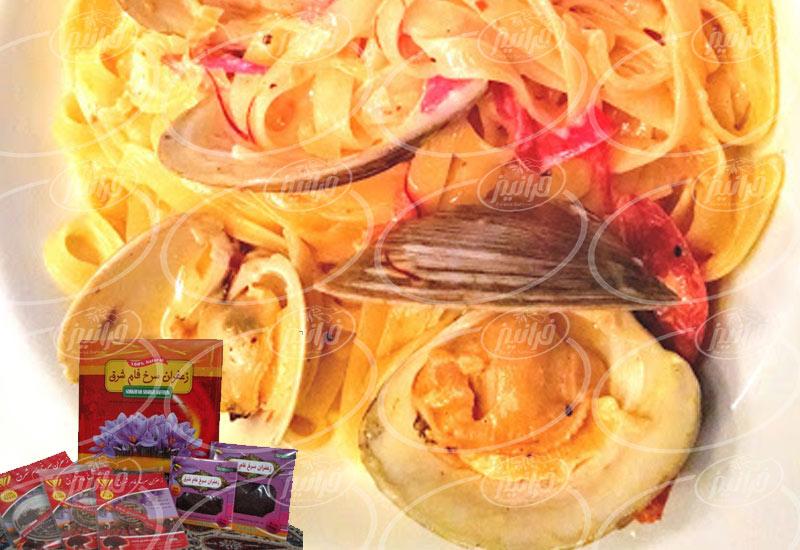 بازار زعفران سرخ فام شرق گناباد درجه یک