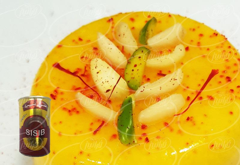 صادرات عصاره زعفران سی سیب 200 سی سی