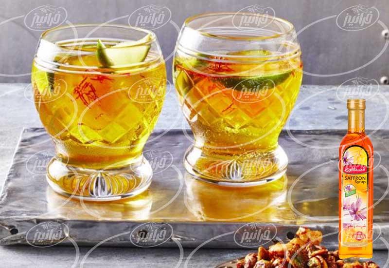 خرید شربت زعفران مصطفوی برای تابستان