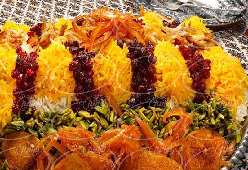 فروش زعفران در المان به صورت تضمینی
