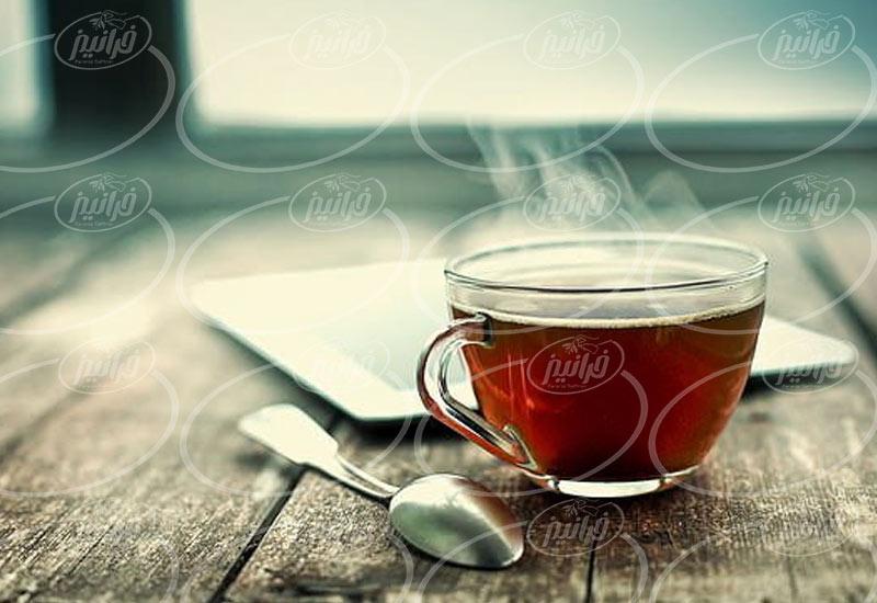 قیمت چای زعفرانی در پایتخت