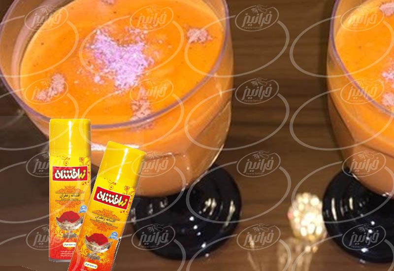 تخفیف قیمت اسپری زعفران زرافشان در حجم 110 میلی