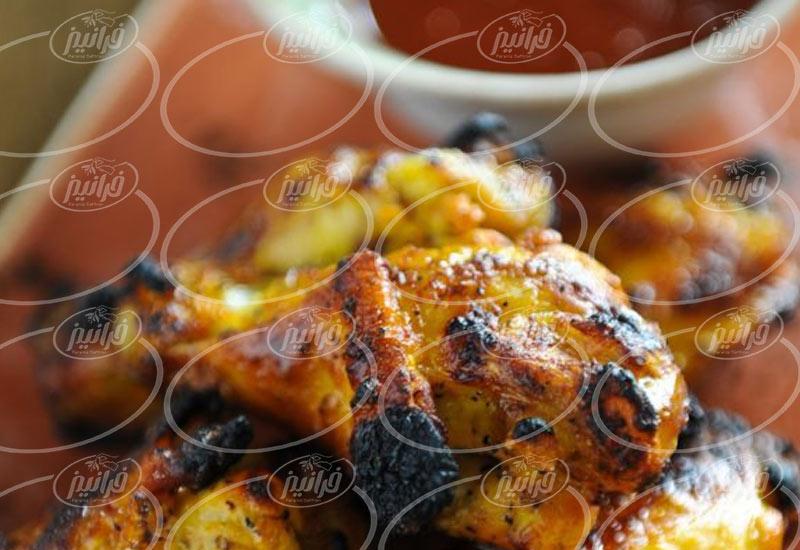 فروش رنگ زعفران خوراکی به شیرینی فروشی ها