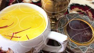 جدیدترین قیمت نوشیدنی زعفران نوین گرمی